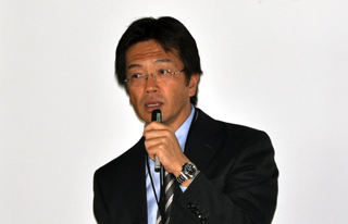 Dr. Yamada hosted the event