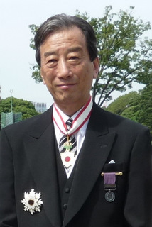 Dr.Kurokawa_medal